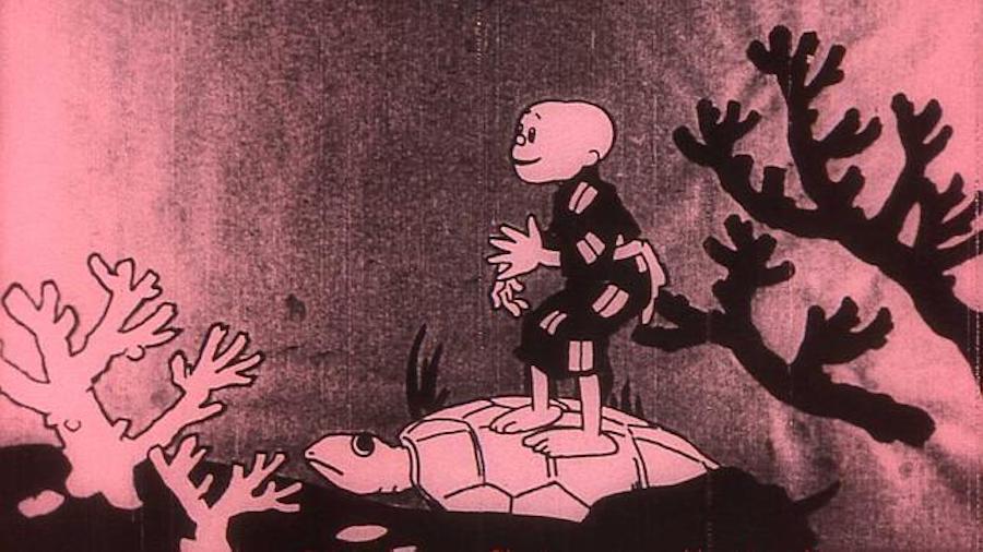 URASHIMA TARŌ, part of Early Japanese Animation at Barbican (09 JUN).