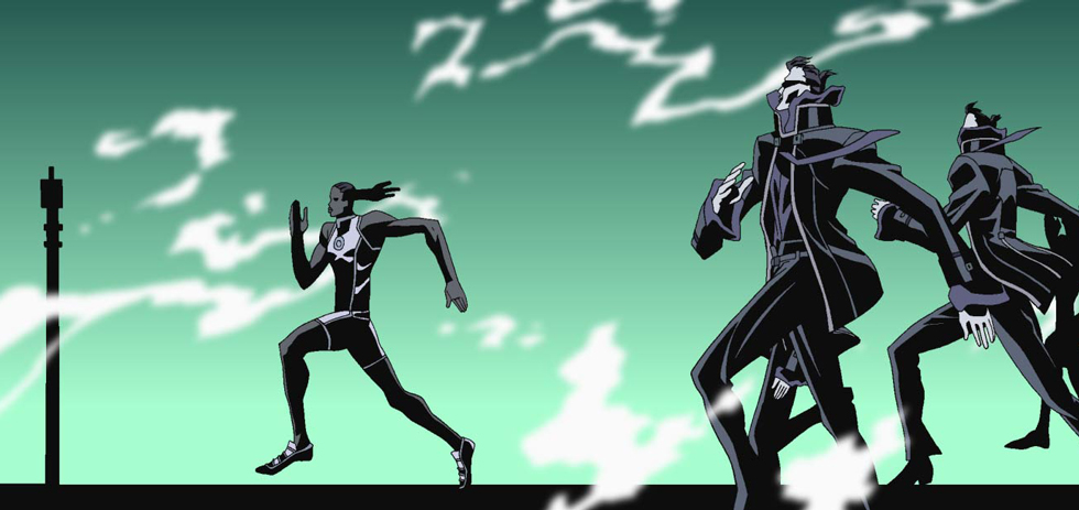 NOW BOOKING: THE ANIMATRIX - WORLD RECORD part of DAYS OF FUTURE PAST at Regent Street Cinema (08 AUG).